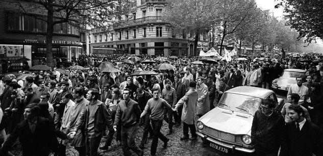 C'était Paris en mai 68